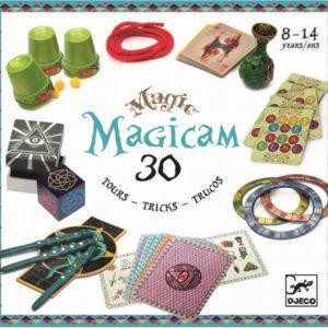 Djeco Magic - Magicam -  sada 30 kouzelnických triků - MVhracky.cz