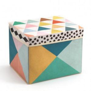 Textilní box na hračky - MVhracky.cz