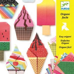 Origami - zmrzliny - MVhracky.cz