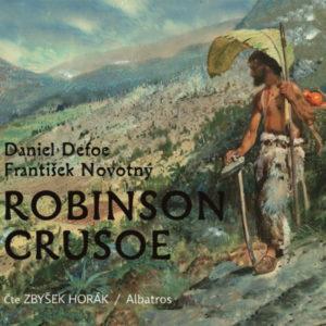 Robinson Crusoe - audiokniha na CD - MVhracky.cz