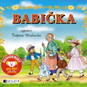 Babička - audiokniha na CD - MVhracky.cz
