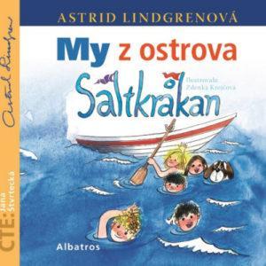 My z ostrova Saltkrakan - audiokniha na CD - MVhracky.cz