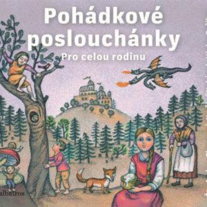 Pohádkové poslouchánky - audiokniha na CD - MVhracky.cz
