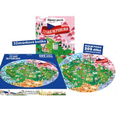 Objevuj s puzzle: Česká republika - MVhracky.cz