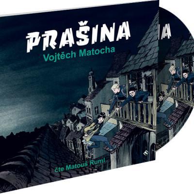 Prašina - audiokniha na CD - MVhracky.cz