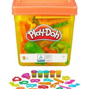 Play-Doh - Velký box s modelínou a vykrajovátky - MVhracky.cz