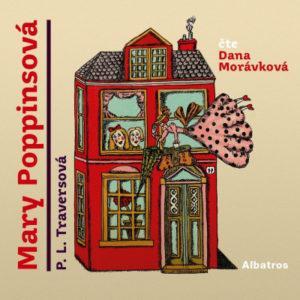 Mary Poppinsová - audiokniha na CD - MVhracky.cz