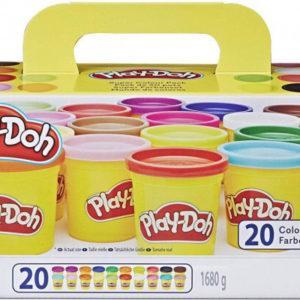 Play-Doh - Velké balení 20 ks - MVhracky.cz