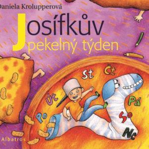 Josífkův pekelný týden - audiokniha na CD - MVhracky.cz