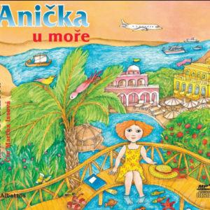 Anička u moře - audiokniha - MVhracky.cz