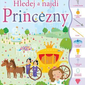 Hledej a najdi - Princezny - MVhracky.cz