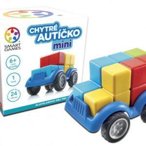 Chytré autíčko - mini - MVhracky.cz