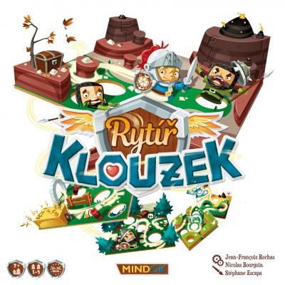 Rytíř Klouzek - MVhracky.cz