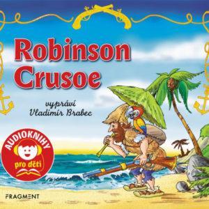 Robinson Crusoe - audiokniha MP3 - MVhracky.cz