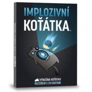 Implozivní koťátka - rozšíření - MVhracky.cz