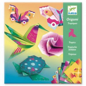 Origami - Tropická zvířata - MVhracky.cz