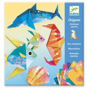 Origami - Život v moři - MVhracky.cz
