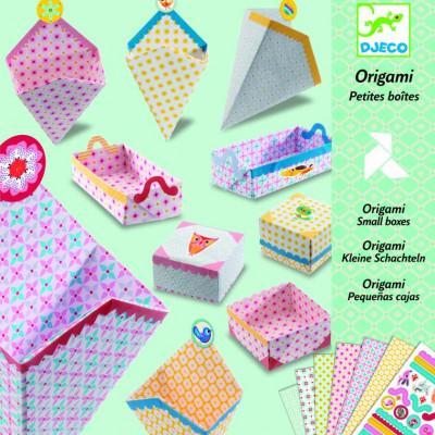 Origami - krabičky - MVhracky.cz