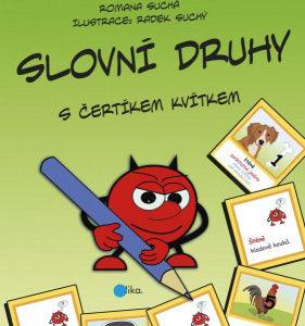 Slovní druhy s čertíkem Kvítkem - MVhracky.cz
