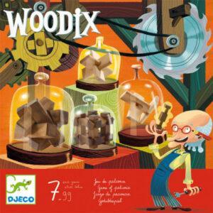 Hlavolamy - Woodix - MVhracky.cz