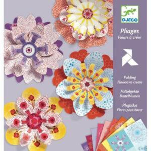 Origami - 3D květy - MVhracky.cz