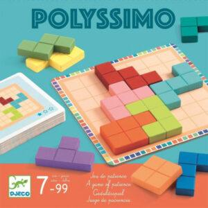 Polyssimo - puzzle - MVhracky.cz