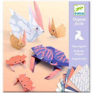 Origami - Zvířecí rodinky - MVhracky.cz