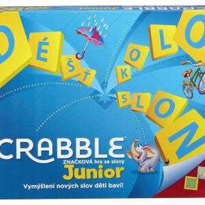 Scrabble Junior - MVhracky.cz
