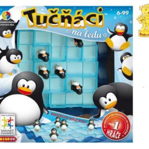 Tučňáci na ledu - MVhracky.cz