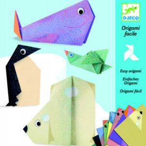 Origami - Polární zvířátka - MVhracky.cz
