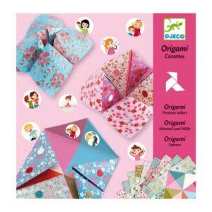 Origami Nebe