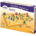 Člověče nezlob se maxi - 2 hry - MVhracky.cz