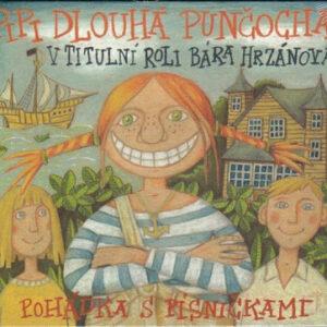 Pipi Dlouhá punčocha - MVhracky.cz