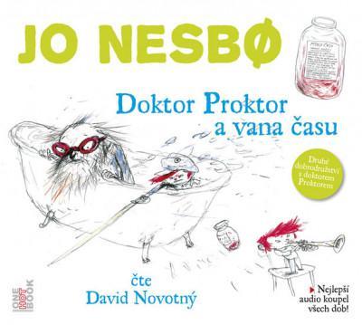 Doktor Proktor a vana času - audiokniha na CD - MVhracky.cz