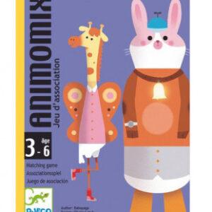 Animomix - karetní hra - MVhracky.cz