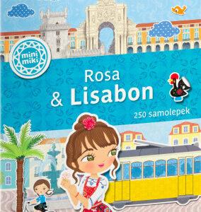 Rosa & Lisabon - Město plné samolepek - MVhracky.cz