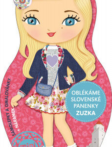 Oblékáme slovenské panenky Zuzka - MVhracky.cz