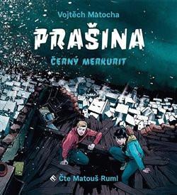 Prašina - Černý merkurit - audiokniha na CD - MVhracky.cz