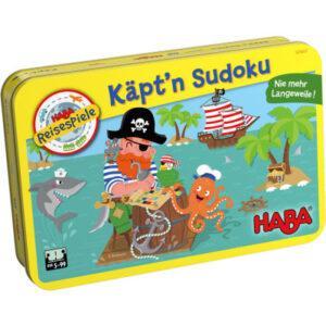 Kapitán Sudoku - magnetická cestovní hra - MVhracky.cz