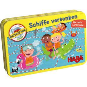 Lodní bitva - magnetická cestovní hra - MVhracky.cz