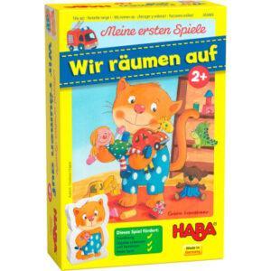 Uklízíme hračky - moje první hra - MVhracky.cz