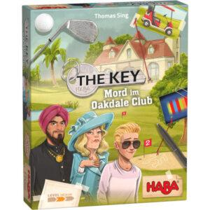 Klíč – Vražda v Oakdale Club - MVhracky.cz