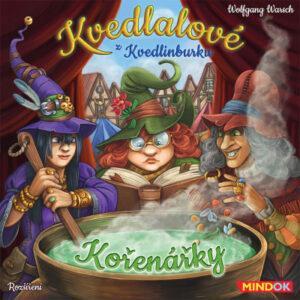 Kvedlalové z Kvedlinburku: Rozšíření Kořenářky - MVhracky.cz