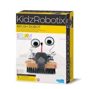 Kartáčový robot - MVhracky.cz