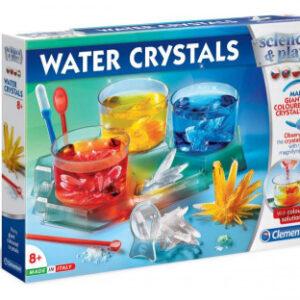 Dětská laboratoř - Výroba vodních krystalů - MVhracky.cz