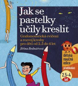 Jak se pastelky učily kreslit - MVhracky.cz