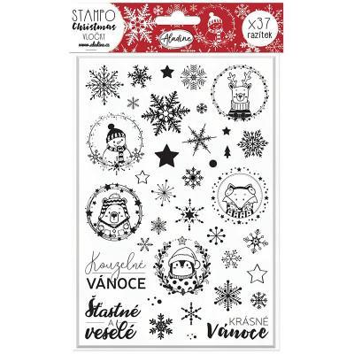 Stampo Christmas - Vločky - MVhracky.cz