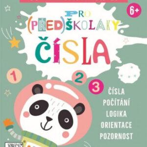 80 zábavných úkolů pro (před)školáky - čísla - MVhracky.cz