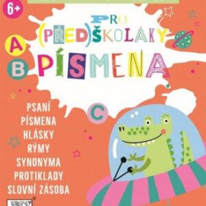 80 zábavných úkolů pro (před)školáky - písmena - MVhracky.cz