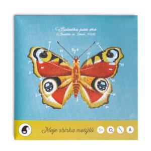 Moje sbírka motýlů - MVhracky.cz